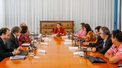 Entre um elogio e outro, sabatina de Dilma por blogueiros progressistas foi bate-papo