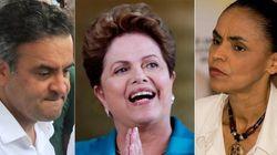 Dilma cresce, marca 40% e vê maior probabilidade de reeleição em 1º