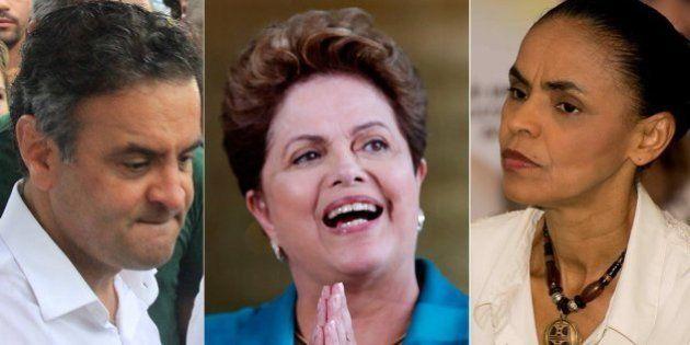 Datafolha: Dilma cresce, marca 40% das intenções de voto e vê maior probabilidade de reeleição no primeiro
