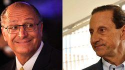 Datafolha: Estável na ponta, Alckmin caminha para vitória no primeiro