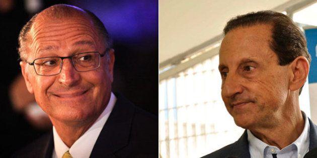 Datafolha: Alckmin abocanha metade do eleitorado e caminha para vitória no primeiro