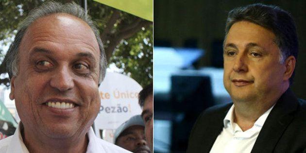 Datafolha: Luiz Fernando Pezão abre vantagem sobre Anthony Garotinho e lidera disputa para o governo...