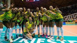 Brasil é líder de seu grupo na primeira fase do Mundial de