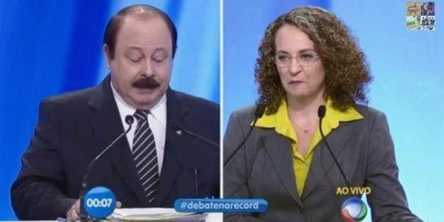 #LevyVocêÉNojento: tweets mostram a revolta contra as declarações de Levy Fidelix no Debate da