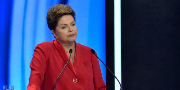 Na reta final do primeiro turno, Dilma não deve apresentar programa de