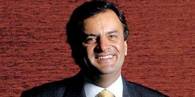 Foto de Aécio Neves na reportagem de Ivana Moreira no jornal Valor Econômico.