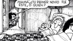 Cinquenta anos depois, Mafalda continua