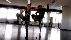Ela tem apenas 11 anos e dança 'Anaconda' bem melhor do que Nicky
