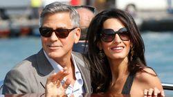 Descubra por que George Clooney tirou a sorte