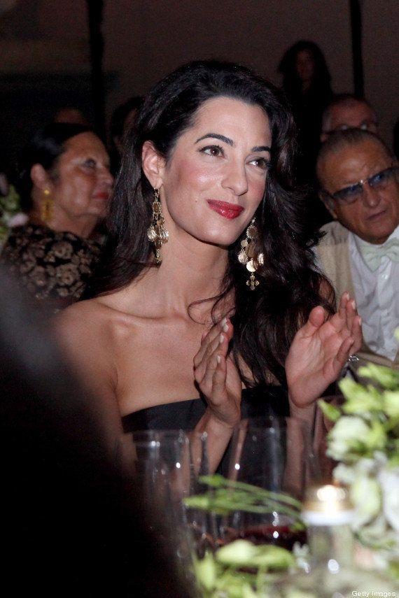 Saiba quem é Amal Alamuddin, a mulher que conquistou o coração de George Clooney