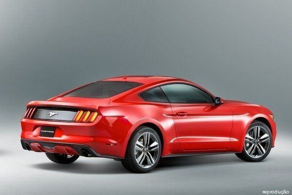 Mustang: Cinquentão Bom de