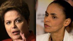 Dilma X Marina no 2º turno, aponta nova pesquisa Vox