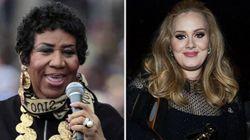 Aretha Franklin lança versão poderosíssima para
