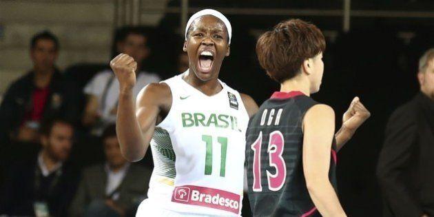 Brasil vence Japão e avança no Mundial de
