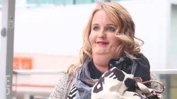 ASSISTA: Ela fingiu ser gorda para encontrar os pretendentes do