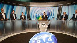 Candidatos aos governos dos estados e do Distrito Federal participam de debate da Rede Globo nesta