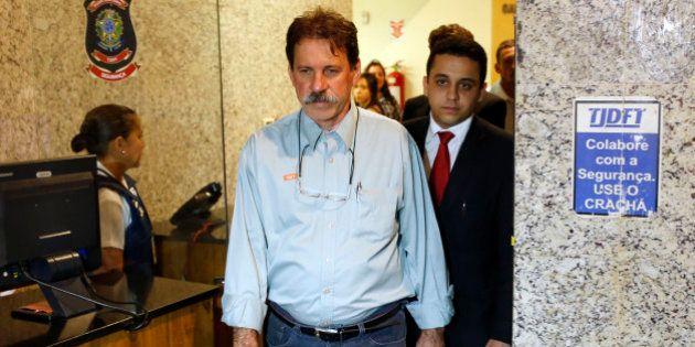 Após dez meses de cadeia, ex-tesoureiro do PT Delúbio Soares passa a cumprir pena pelo mensalão em