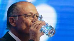 Ibope: Alckmin cai, mas ainda venceria as eleições em SP no 1º