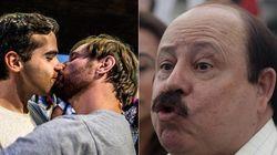 Beijaço na Paulista contra Levy Fidelix: 'Do meu CUido eu'
