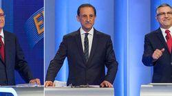 Debate na Globo: Alckmin jura que não vai faltar água. De resto, só rolou