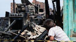 Incêndio atinge favela na zona leste de São Paulo e destrói ao menos 180