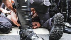 Manifestante preso em São Paulo vira combatente na