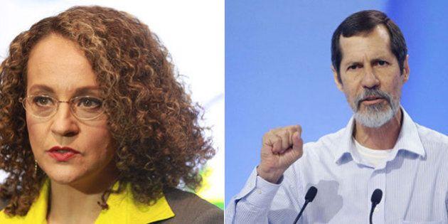 Luciana Genro x Eduardo Jorge: a evolução e a disputa pelo 'voto de protesto' nestas