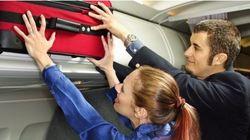 Você sabe qual é o custo de uma bagagem de mão acima do