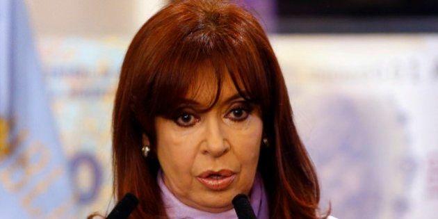 Em discurso, Cristina Kirchner diz que, se algo acontecer a ela, argentinos devem 'olhar para o norte',...