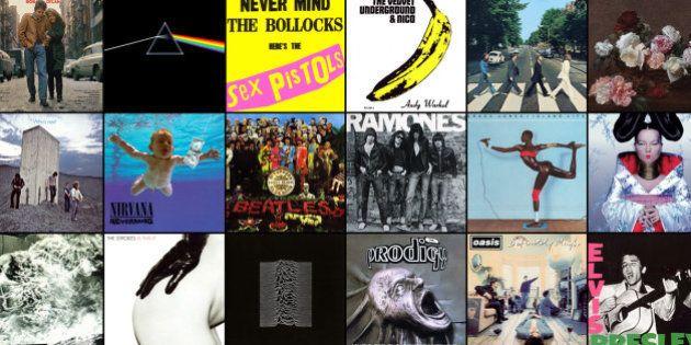 ShortList: Site elege as 50 capas de discos mais legais de todos os tempos