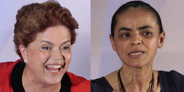 No último programa gratuito na TV, Marina ataca Dilma: 'Mentira é quem diz que não sabe que tinha roubo...