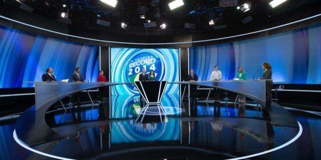 Candidatos à Presidência participam de debate nesta quinta na TV