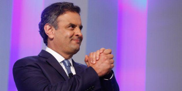 Debate dos presidenciáveis: após subida nas pesquisas, Aécio Neves eleva o tom e ataca