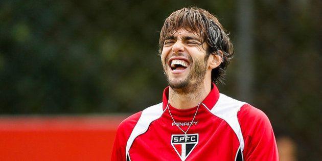 Amistosos da Seleção: Goulart é cortado e Kaká é convocado por