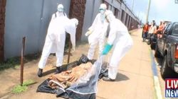 Assista: vítima de Ebola 'ressuscita' em