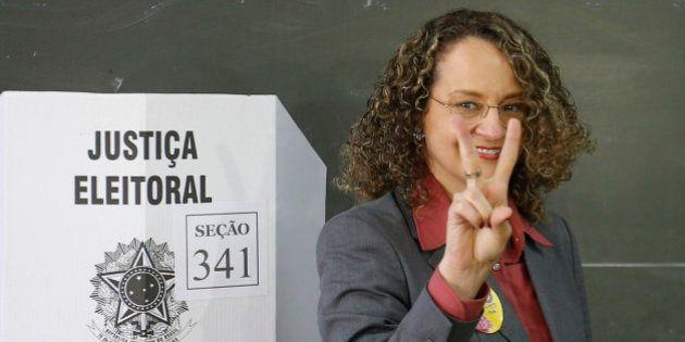 Luciana Genro avalia que PSOL terá votação expressiva: