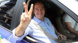 Pastor Everaldo vota em cidade em que já não vive há 14