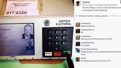 Eleições 2014: Eleitores ignoram lei e fazem 'selfie' nas