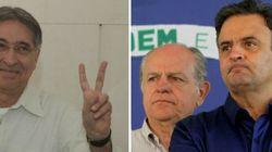 Pimentel, do PT, é eleito governador de Minas e acaba com 12 anos de governo tucano no
