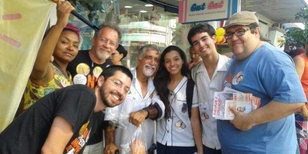 Tarcísio Motta, candidato do PSOL derrotado nas urnas, é o melhor personagem da eleição ao governo no...