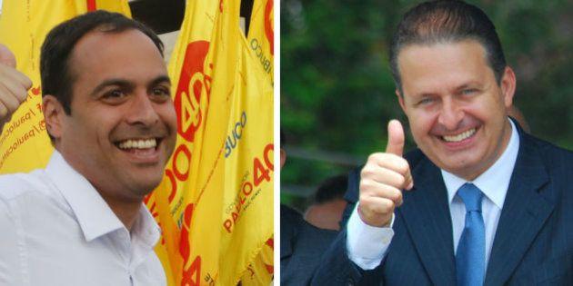Nome escolhido por Eduardo Campos, Paulo Câmara é eleito governador de