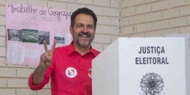 Com grande rejeição dos brasilienses, governo Agnelo Queiroz fica de fora do segundo turno no Distrito