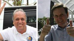 Pezão e Crivella estão no segundo turno no Rio de