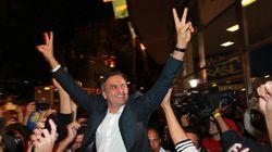 Aécio relembra Eduardo Campos e adota discurso de