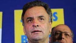 Aécio para Dilma: 'Tem que se preocupar com os monstros do presente: inflação e