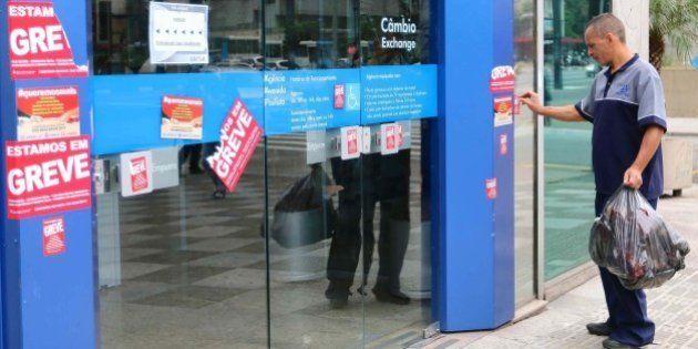 Bancários de seis capitais do Brasil encerram