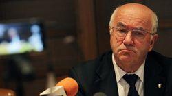Homem forte do futebol italiano é punido por