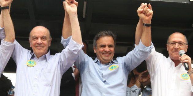Aécio Neves reafirma apoio ao fim da reeleição, mas não diz se já valeria pra ele caso