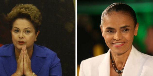 PT pode alterar programa de governo para atrair apoio de Marina Silva à Dilma Rousseff no segundo