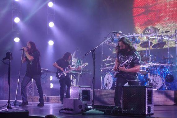 Dream Theater e o